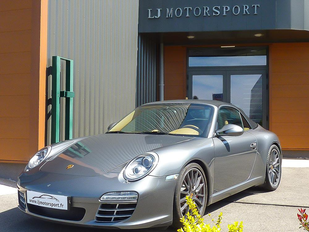 porsche 911 997 s cabriolet phase ii 385ch chassis 2009 72200 kms 67997. Black Bedroom Furniture Sets. Home Design Ideas