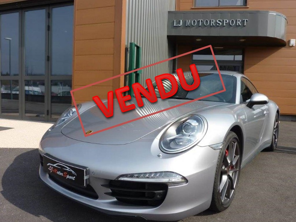 porsche 911 991 4s pdk 400ch chassis 2013 11500 kms. Black Bedroom Furniture Sets. Home Design Ideas