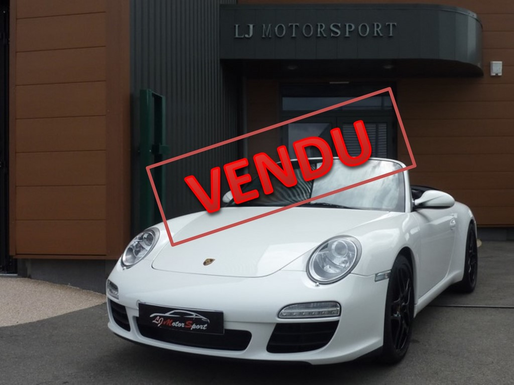 porsche 911 997 s cabriolet pdk 385ch chassis 2010 48500 kms. Black Bedroom Furniture Sets. Home Design Ideas