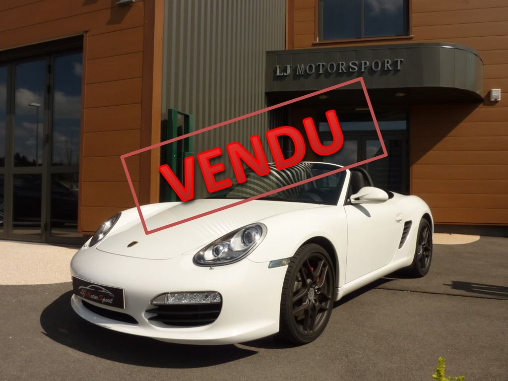 boxster s 310ch phase ii pdk 05 2009 39950 kms. Black Bedroom Furniture Sets. Home Design Ideas