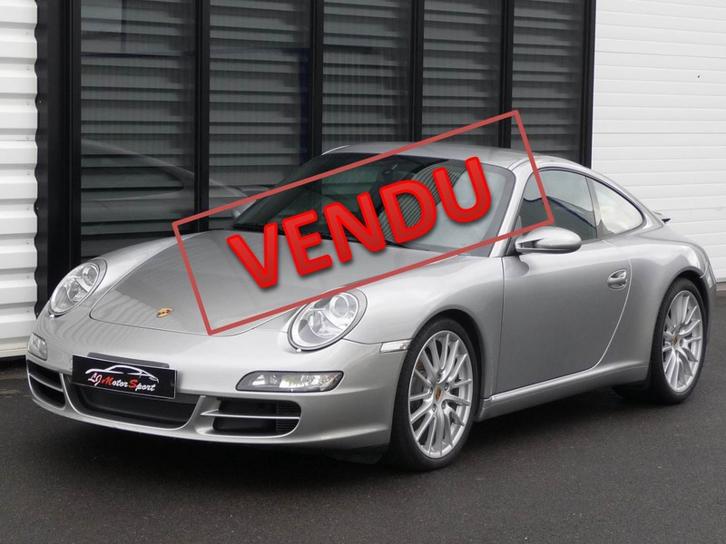 carrera 911 997 carrera 325ch 10 2006 chassis 2007 43600 kms. Black Bedroom Furniture Sets. Home Design Ideas