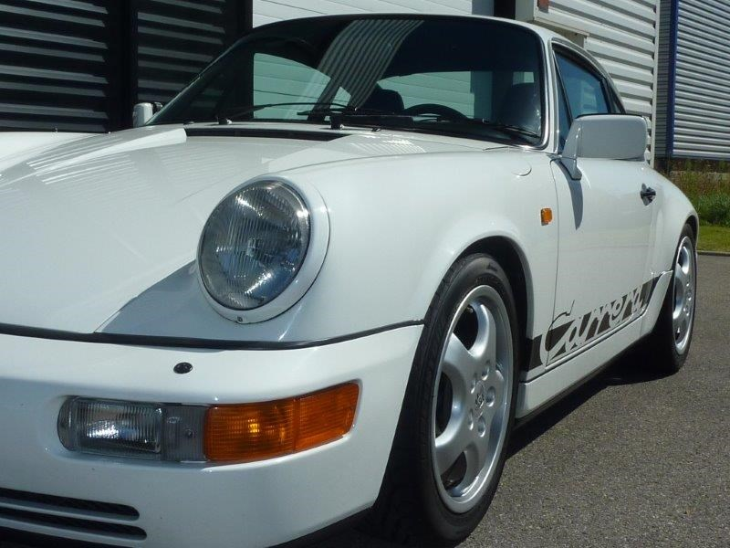 porsche 911 964 carrera 4 250ch 03 1990 125700 kms. Black Bedroom Furniture Sets. Home Design Ideas