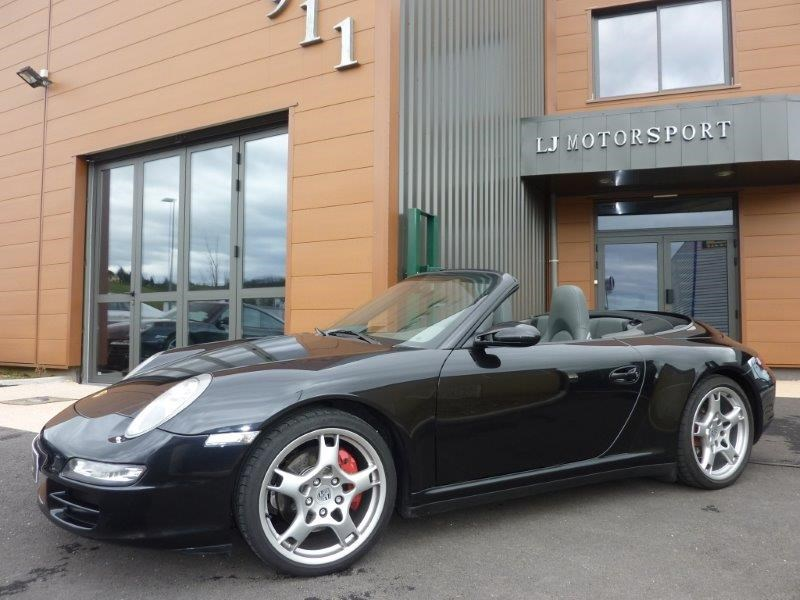 carrera 911 997 4s cabriolet tiptronic 3 8 355ch 03 2006 70150kms 48997. Black Bedroom Furniture Sets. Home Design Ideas