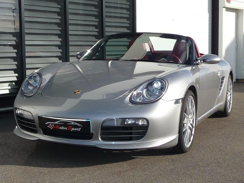 Porsche Boxster Rs 60 Spyder 303ch S 233 Rie Limitee N 176 692