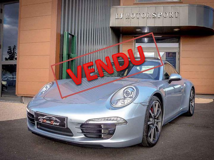 porsche 911 991 4s pdk 400ch chassis 2014 51900 kms. Black Bedroom Furniture Sets. Home Design Ideas