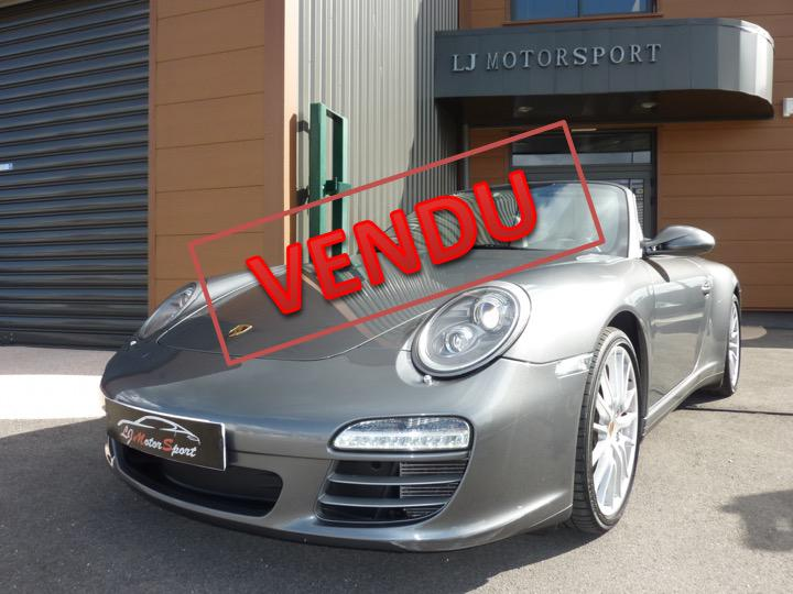 porsche 911 997 4s cabriolet pdk 385ch chassis 2010 48250 kms. Black Bedroom Furniture Sets. Home Design Ideas