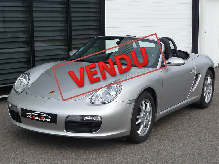 987 boxster ii 245ch 2 7l 03 2007 43900kms. Black Bedroom Furniture Sets. Home Design Ideas