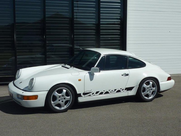 porsche 911 964 carrera 4 250ch 03 1990 125700 kms 48964. Black Bedroom Furniture Sets. Home Design Ideas