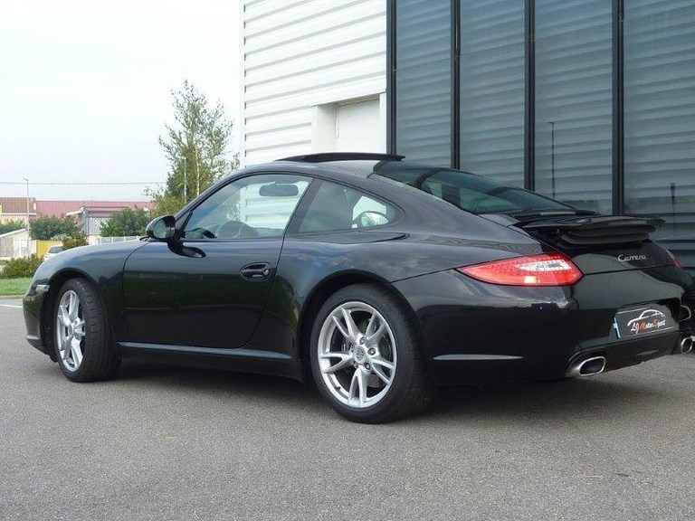 porsche 911 997 phase 2 pdk 345ch chassis 2010 60800kms 52997. Black Bedroom Furniture Sets. Home Design Ideas